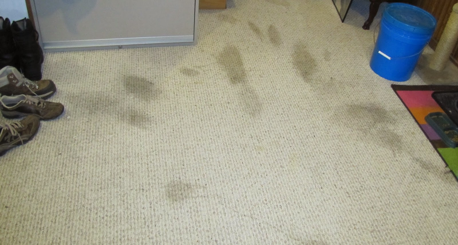 life hacks carpet