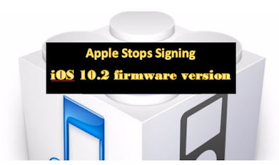 Now you can't downgrade to iOS 10.2 on iPhone, iPad and iPod touch, as Apple stops signing iOS 10.2 firmware version. So you are basically forced to upgrade to iOS 10.2.1 directly.