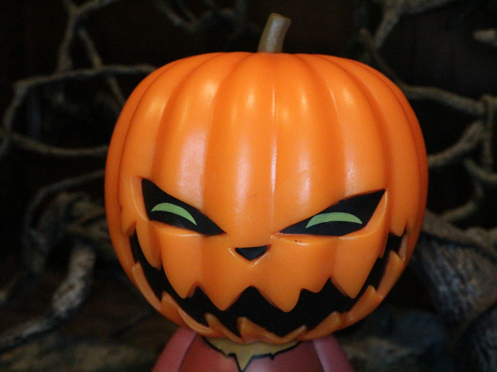 Action Figure Barbecue: The Curse of 31 Days of Toy Terror: Pumpkin ...