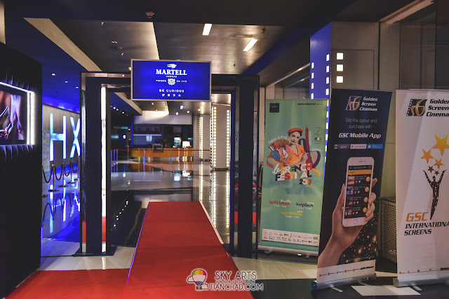 GSC French Film Festival at GSC Pavilion KL Acme Bar & Coffee (Le French Festival 2017 Malaysia)