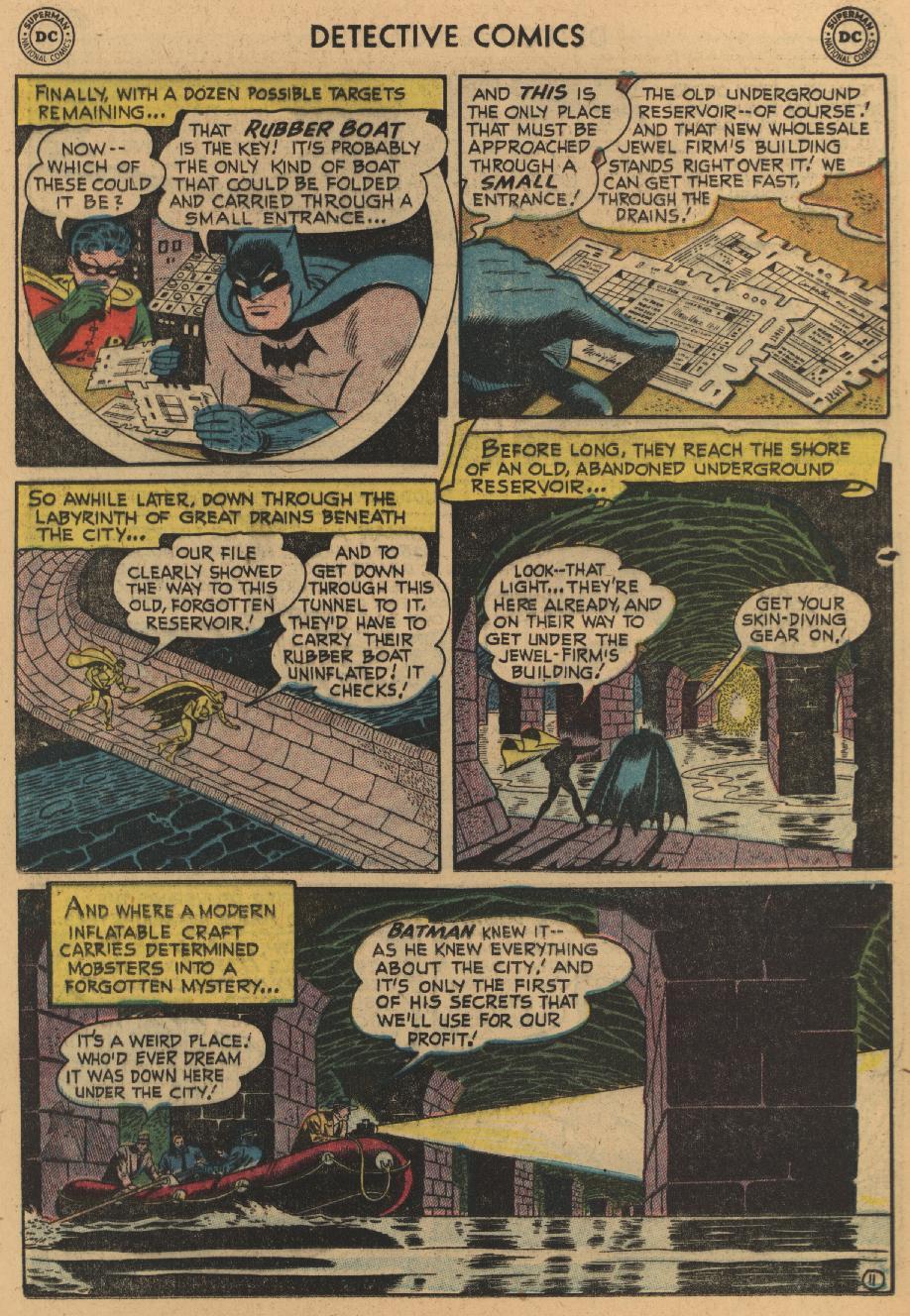 Read online Detective Comics (1937) comic -  Issue #229 - 13