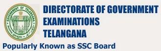 Manabadi Telangana SSC Results 2017