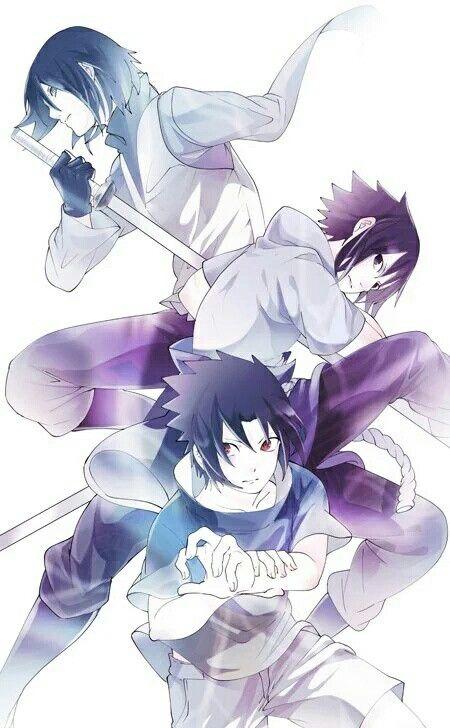 sasuke uchiha cosplay shirt