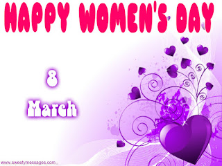 happy womens day 8march