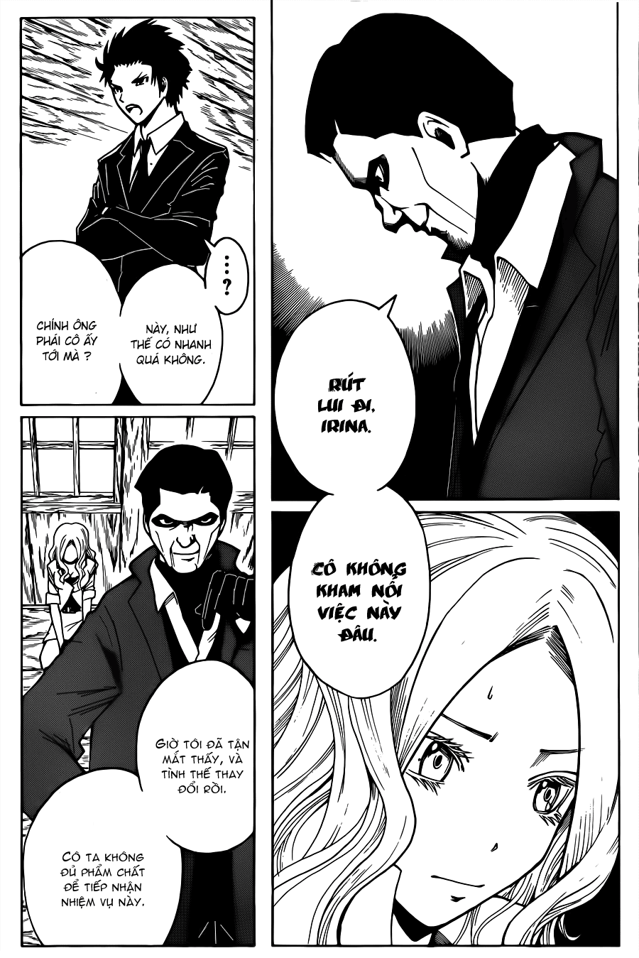 Ansatsu Kyoushitsu chap 25 trang 15