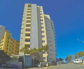 Allure Apartments Surfers Paradise