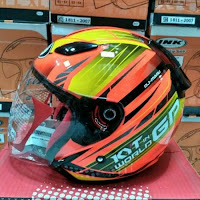 Model Helm Ink Half Face Murah