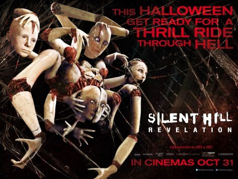 Silent Hill 2 Trailer Silent Hill 2 Movie Poster