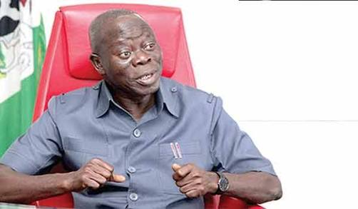 Oshiomhole Cries Out: Powerful Forces Want Me Out Of APC