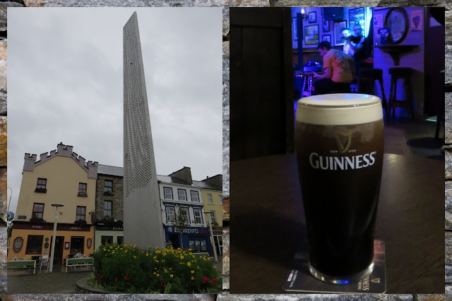 Weekend in Connemara - Guinness in Clifden