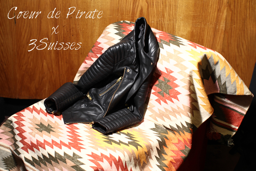 Newsflash | Coeur de Pirate x 3Suisses by La Vie Fleurit!!!Fashion, News, Collection, Brand, Music, Must Have, Wish List, Accessories, Collaboration, Webshop, Beatrice Martin, French, Chansons, Collectie, Nieuw, Fleur Feijen, Blog, Blogger