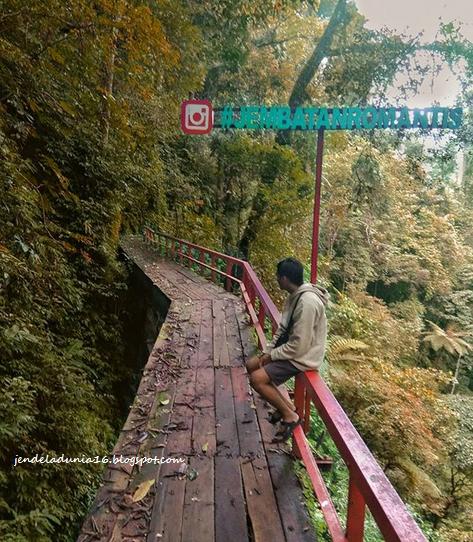 Mengeksplor Keindahan Air Terjun Curug Lawe Benowo Unggaran