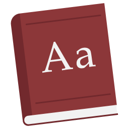 preview Mac os dictionary Folder icon