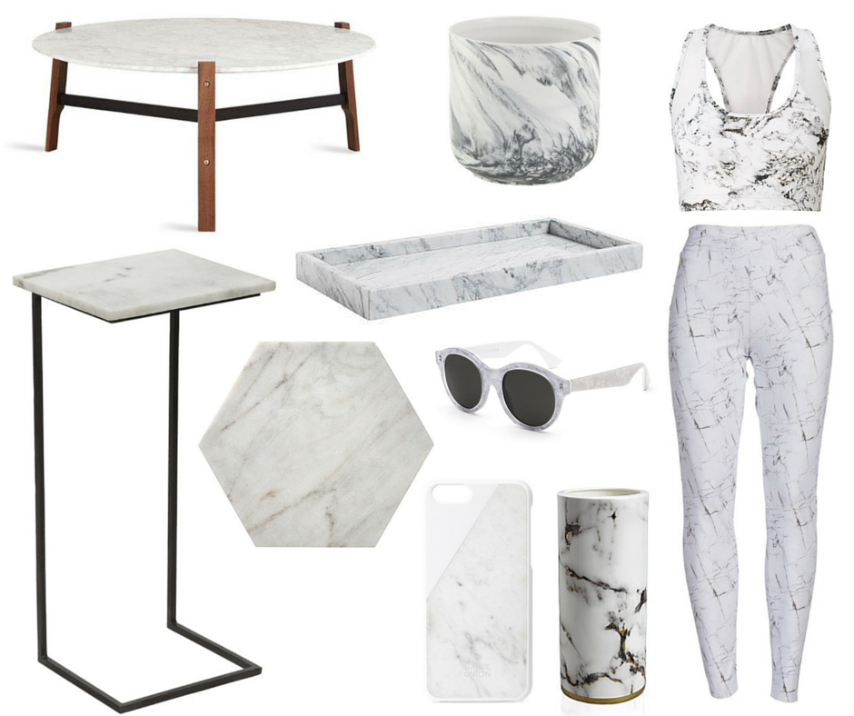 marble, white marble, design, trend, fashion, homeware, kitchen, iphone, apple, candle, vase, decoration, fitness, activewear
