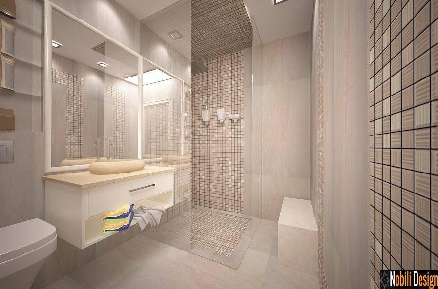 Design interior apartament 3 camere stil clasic Bucuresti - Design interior living Bucuresti