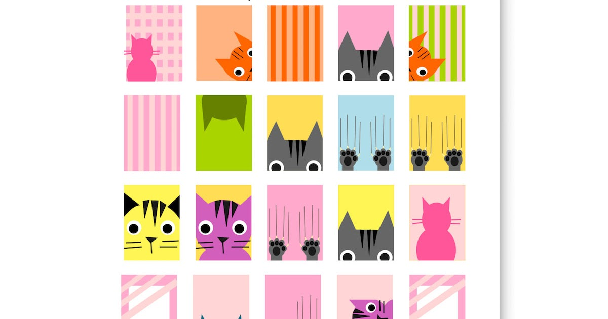 Free printable cat planner stickers - Agendasticker ...