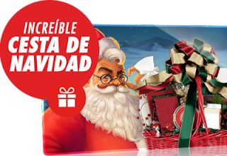 circus promocion cesta navidad 4-17 diciembre