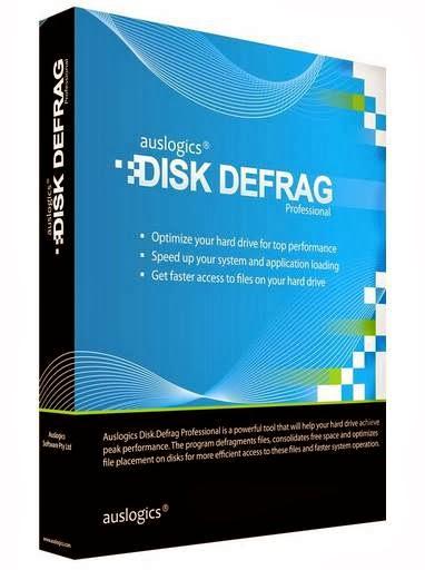 Auslogics Disk Defrag Pro 4.4.3.0 + Crack