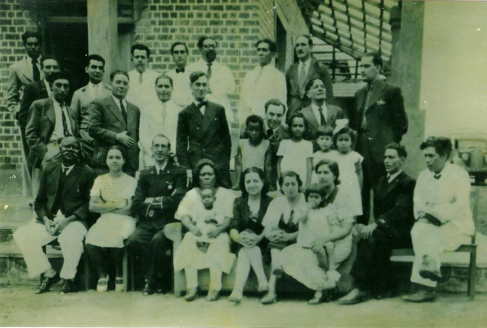 REI DO CONGO D. PEDRO VII (1940)