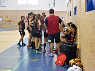 La plantilla del CB Martos Femenino ya comienza a perfilarse de cara a la temporada 2018/19