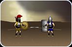 لعبة المحارب أخيل