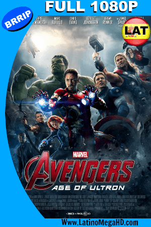 Los Vengadores 2: La Era de Ultron (2015) Latino Full HD 1080P ()