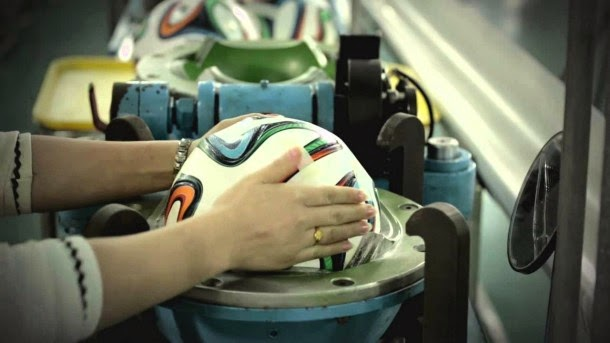 Meet The world's most advanced Football