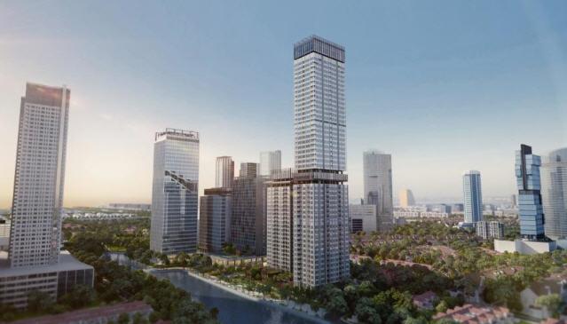 Apartemen Premium 57 Promenade
