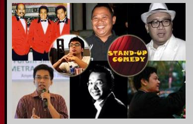 Sejarah dan 7 Tokoh Penting Stand Up Comedy Indonesia