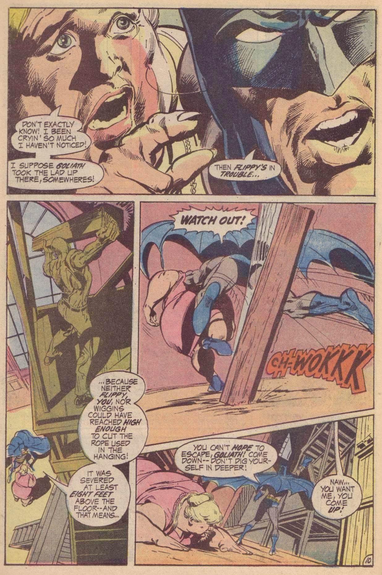 Detective Comics (1937) 410 Page 13