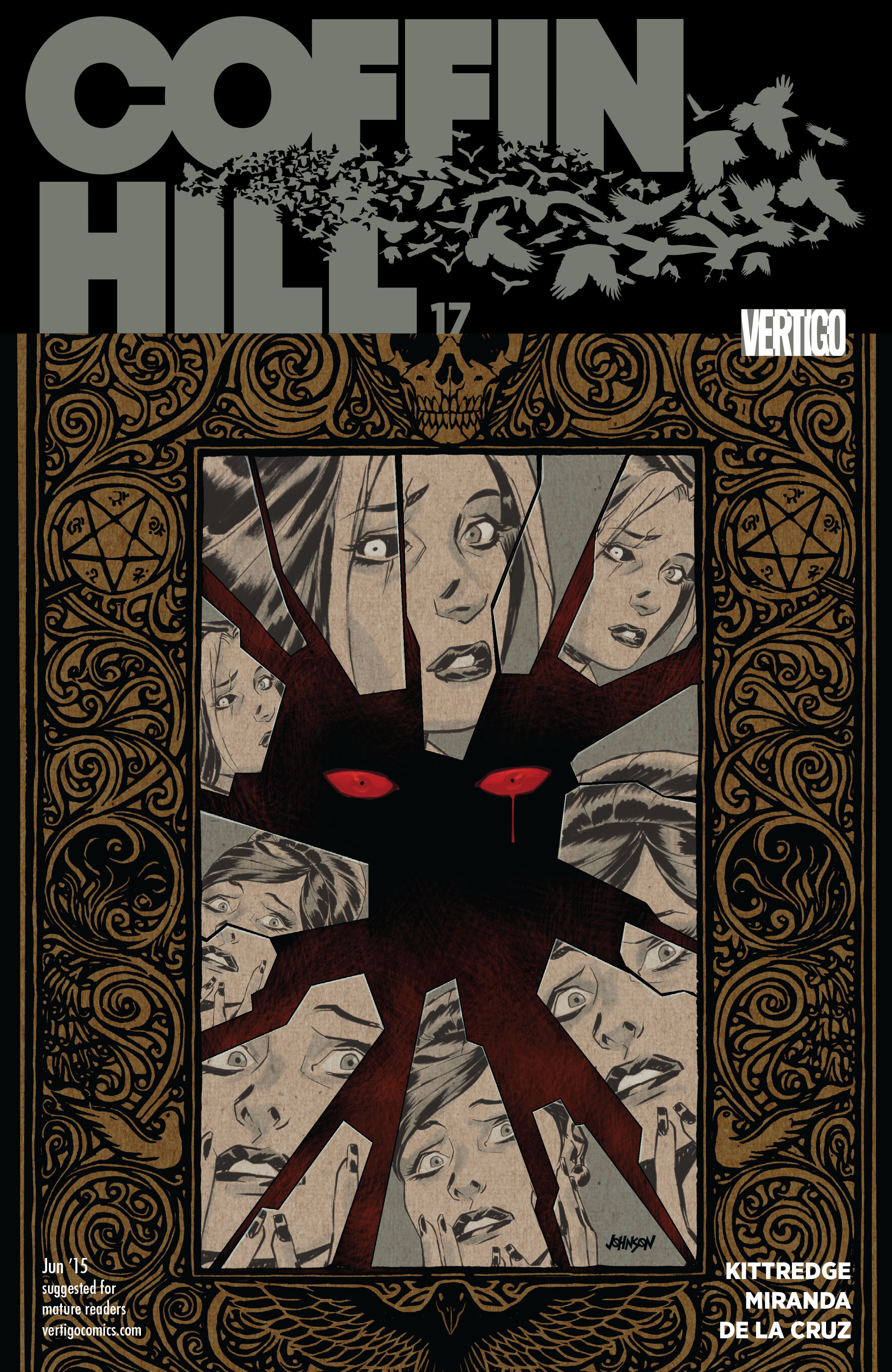 Coffin Hill 17 Page 1