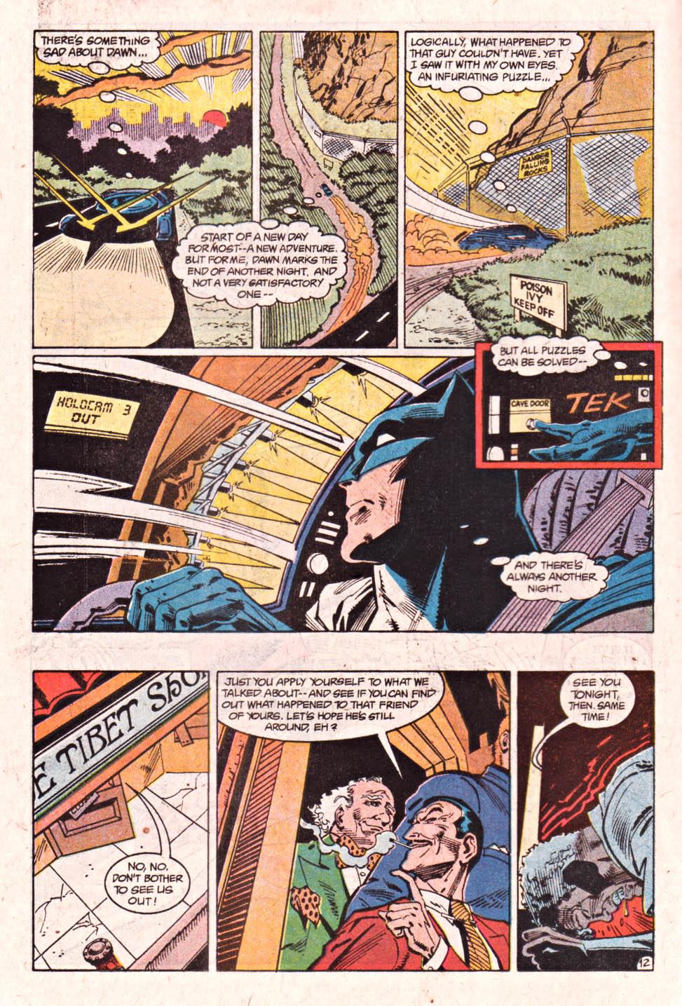 Detective Comics (1937) 601 Page 12