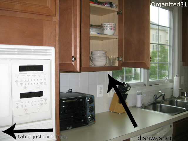 Organized 31 - Moving & How to Set Up Your Kitchen