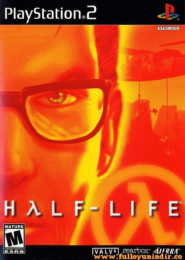 Half Life (PAL) Playstation 2 Tek Link