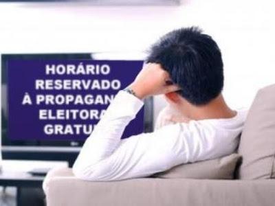 Resultado de imagem para propaganda eleitoral tv