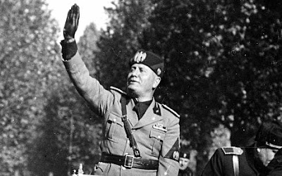 the impact of benito mussolini on world war ii Meanwhile his harsh rule had made enemies at home, and his international arrogance had helped pave the way to world war ii his army proved ineffectual, and german troops occupied italy after the allies invaded sicily in 1943, mussolini was forced to resign.