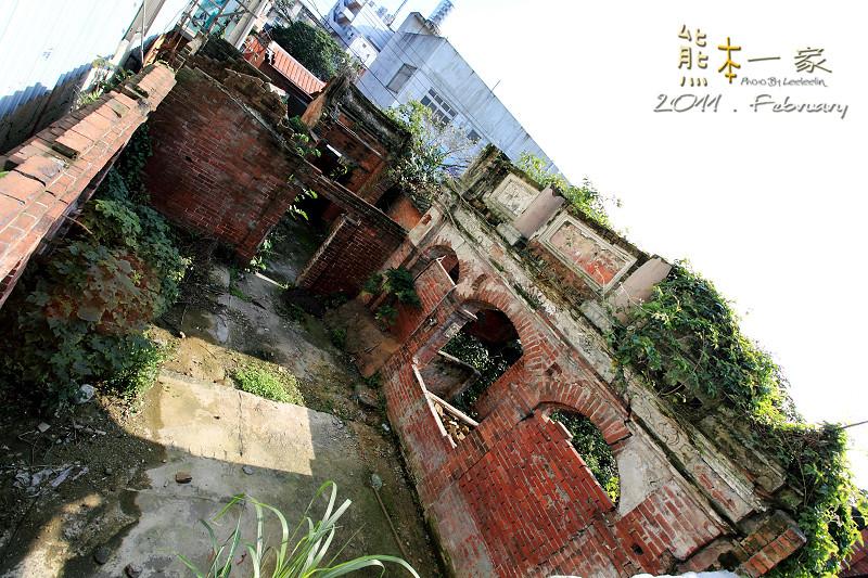 三峽老街私房景點 金興居 興隆宮 挹翠樓 藍染公園
