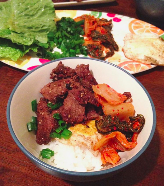Easy and Korean bulgogi recipe