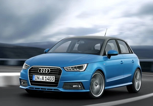 2017 audi a1 price specs redesign release date. Black Bedroom Furniture Sets. Home Design Ideas