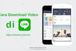 Cara Download Video di LINE Mudah Gak Ribet!
