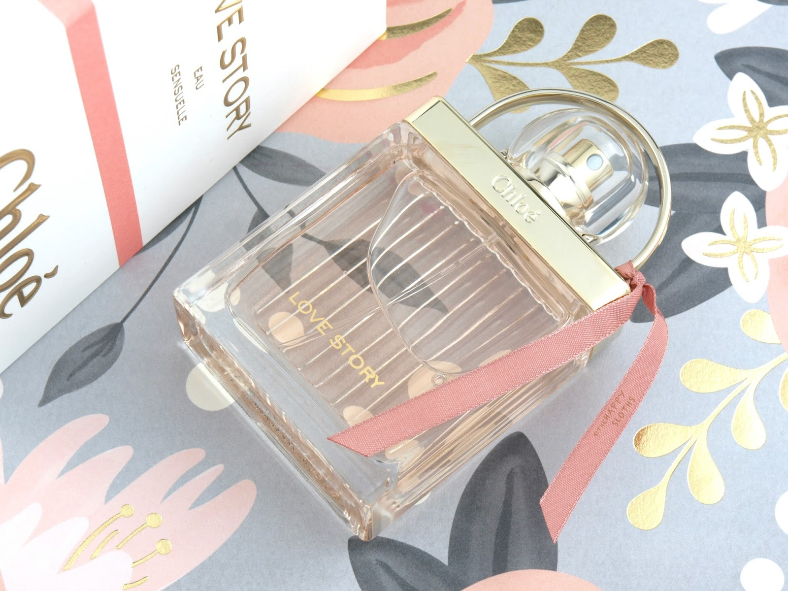 Chloe Love Story Eau Sensuelle: Review