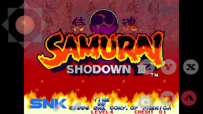 কোপা শামছু স্টাইলে কোপাইতে চান তবে আপনার Android কিংবা Windows Pc থেকে খেলুন Samurai Shodown 3