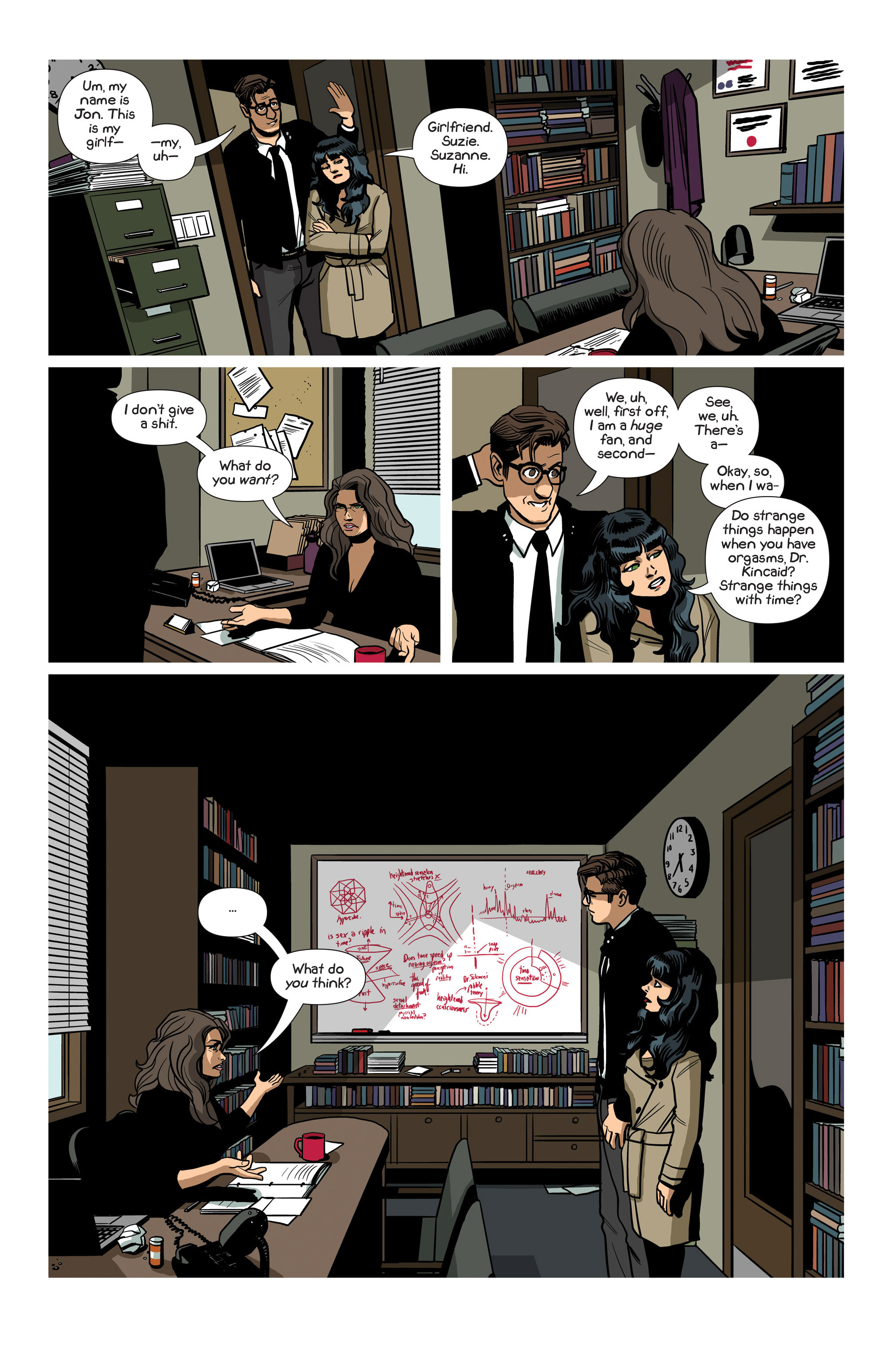 Read online Sex Criminals comic -  Issue #9 - 22