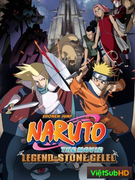 Naruto: Huyền Thoại Đá Gelel