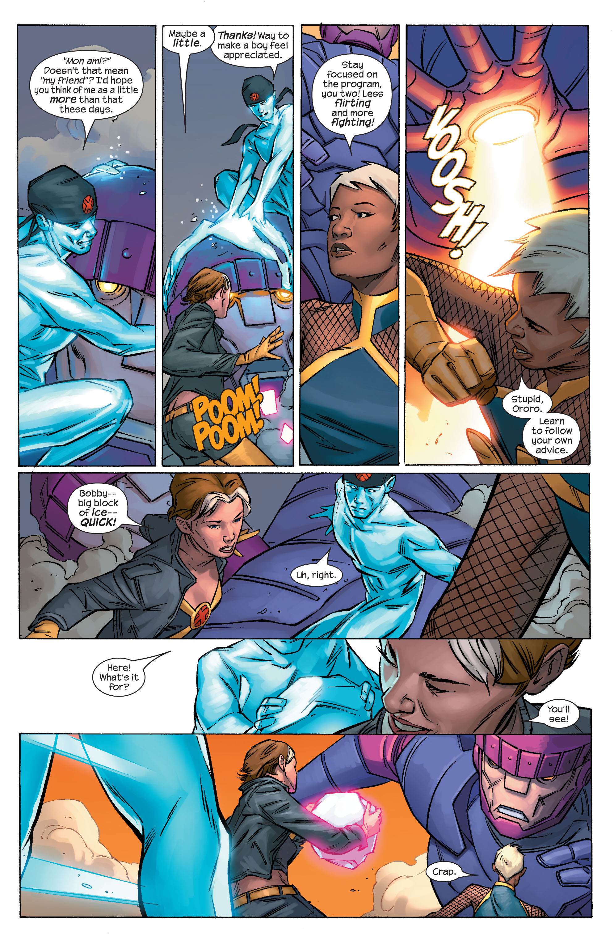 Read online Ultimate X-Men comic -  Issue #69 - 14