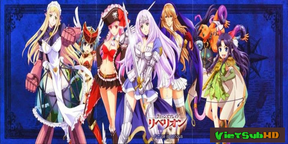Phim Queens Blade Rebellion SS3 Full 12/12 VietSub HD | Queens Blade Rebellion SS3 2013