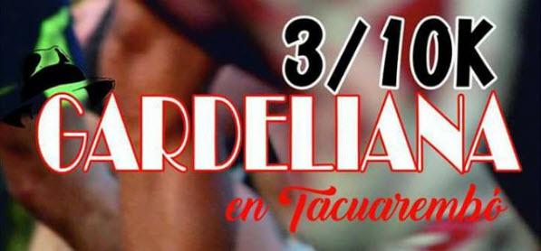 10k y 3k Gardeliana (Tacuarembó, 24/jun/2018)