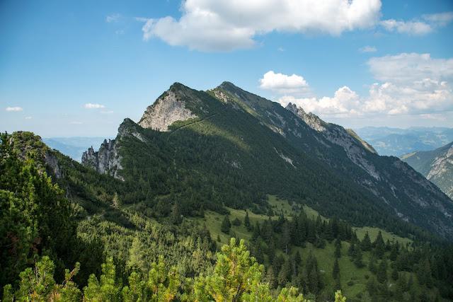 Fürstensteig  Gafadura Hütte - Drei-Schwestern - Gaflei  Wandern in Liechtenstein 18