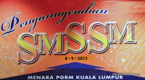 Anugerah SM dan SSM Awards untuk Premium Beautiful GLG Top Agents
