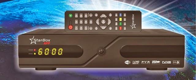 STARBOX APP HD ATUALIZAÇÃO V4.03 - 29/11/2016